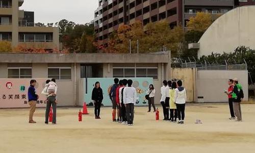 2018総合防災訓練